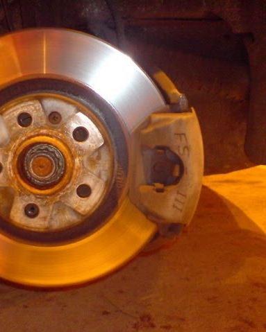 Фотографии суппорта FS-III для колодок 6R0698151A, комплектация 1zg